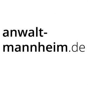 Ihr Anwalt in Mannheim.
